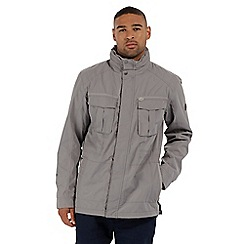 Regatta - Grey 'Eldric' waterproof jacket