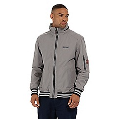 Regatta - Grey 'Marvyn' waterproof jacket