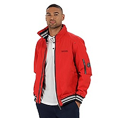 Regatta - Red 'Marvin' waterproof jacket