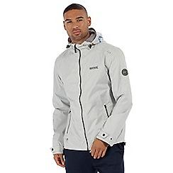 Regatta - Grey 'Mackeson' waterproof jacket