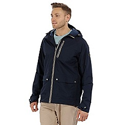 Regatta - Blue 'Hameln' waterproof jacket
