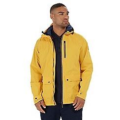 Regatta - Yellow 'Hameln' waterproof jacket