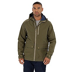 Regatta - Green 'Hameln' waterproof jacket