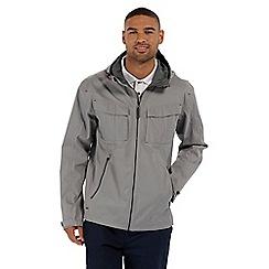 Regatta - Grey 'Bardolf' stretch jacket