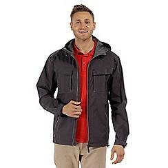 Regatta - Dark grey 'Bardolf' stretch jacket
