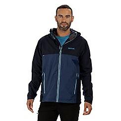 Regatta - Blue 'Semita' waterproof jacket