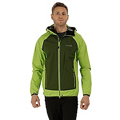 Regatta - Green 'Imber' waterproof jacket