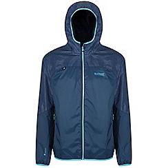 Regatta - Blue 'Levin' waterproof jacket