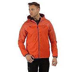 Regatta - Orange 'Levin' waterproof jacket