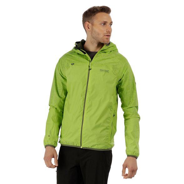 jacket waterproof Green Regatta 'Levin' Regatta Green WHaqx648w