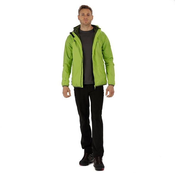 'Levin' jacket Regatta Regatta Green waterproof waterproof Green jacket 'Levin' SFdzzqw68