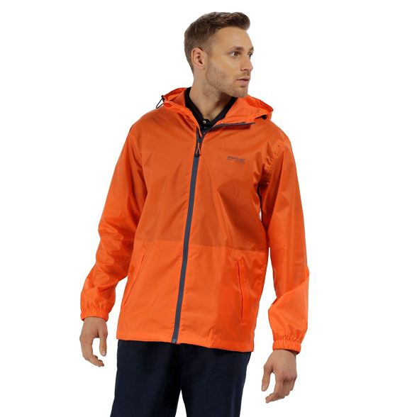 it' waterproof Regatta Orange jacket 'pack gwn6qqPUf