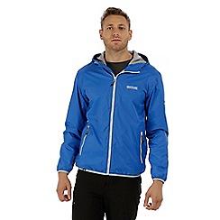 Regatta - Blue 'Dangelo' waterproof jacket