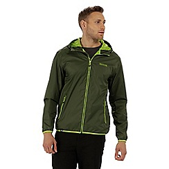 Regatta - Green 'Dangelo' waterproof jacket