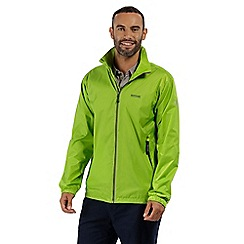 Regatta - Green 'Lyle' waterproof jacket