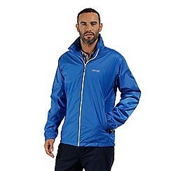 Regatta - Blue 'Lyle' waterproof jacket