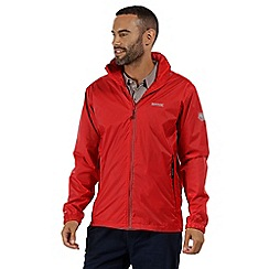 Regatta - Red 'Lyle' waterproof jacket