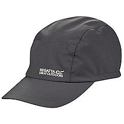 Regatta - Grey waterproof cap