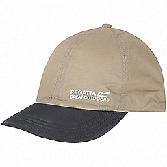Regatta - Nutmeg pack it peak cap