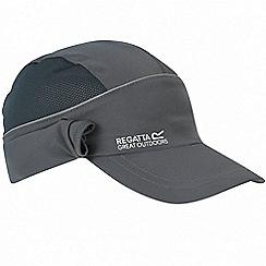Regatta - Grey 'Protector' cap