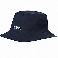 Regatta - Blue 'Cagney' sun hat