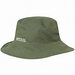 Regatta - Green 'Cagney' sun hat