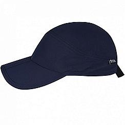 Regatta - Blue 'Folding' peak cap