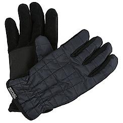 Regatta - Grey 'Quilted' gloves