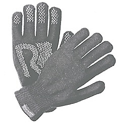 Regatta - Grey 'Brevis' knit gloves