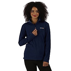 Regatta - Navy sweethart fleece