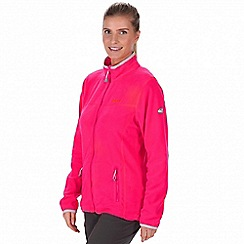 Regatta - Pink 'Floreo' fleece