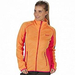 Regatta - Orange 'Laney' fleece
