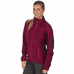 Regatta - Purple 'Laney' fleece