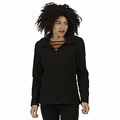 Regatta - Black 'Cathie' fleece
