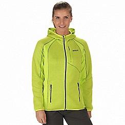 Regatta - Green 'Willowbrook' fleece