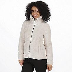 Regatta - White 'Halsey' fleece