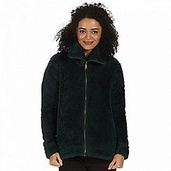 Regatta - Green 'Halsey' fleece