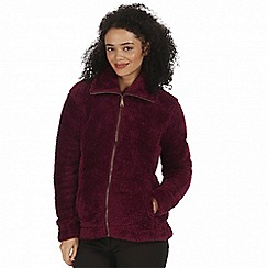 Regatta - Purple 'Halsey' fleece