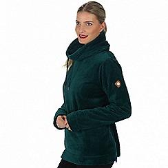 Regatta - Green 'Hermina' fleece