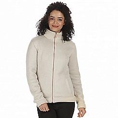 Regatta - Off white 'Raneisha' fleece