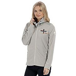 Regatta - Grey 'Darlene' fleece sweater