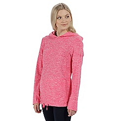 Regatta - Pink 'Chantile' fleece sweatshirt
