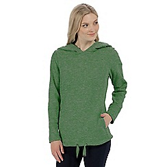 Regatta - Green 'Chantile' fleece sweatshirt