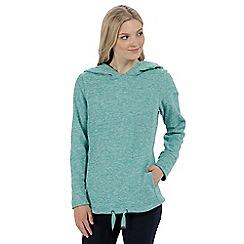 Regatta - Green 'Chantile' fleece sweater