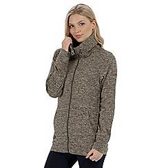 Regatta - Green 'Elayna' fleece sweater