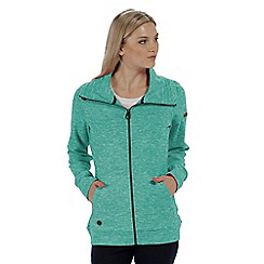 Regatta - Green 'Elayna' fleece sweater