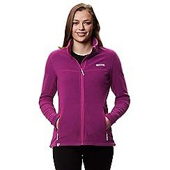 Regatta - Purple 'Nova' fleece