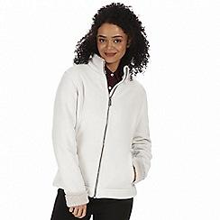 Regatta - White 'Blesila' fleece