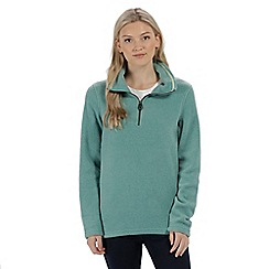 Regatta - Green 'Solenne' fleece sweater