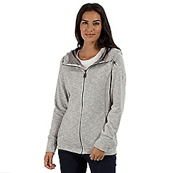 Regatta - Grey 'Ramosa' fleece hoody